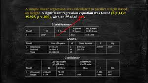 multiple regression ppt download a simple linear regression was calculated to predict weight based on height a significant regression