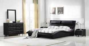 Bedroom Furniture Nyc Napoli Modern Bedroom Set Black Modern Bedroom Furniture Set