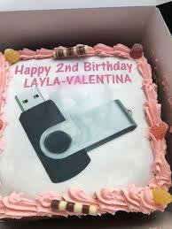 irish mum requests peppa pig birthday cake daughter