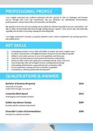 Example Of Chef Resume by Example Of Resume For Fresh Graduate Http Jobresumesample Com