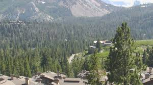 Mammoth Map Webcam Mammoth Lakes California View Over Mammoth Lakes