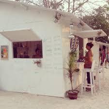 beach bar shack casa vintage beach gili trawangan casa vintage