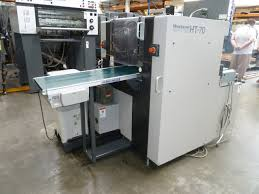 others used other machines horizon ht 70