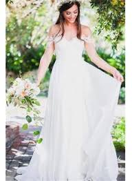 the shoulder wedding dress new high quality summer wedding dresses buy popular summer