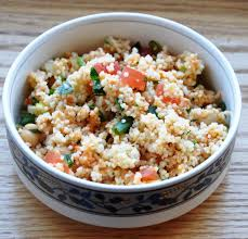 healthy chickpea couscous salad honey whats cooking