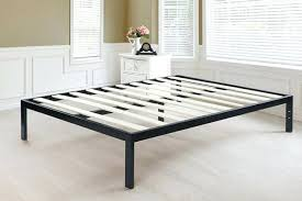 Steel Platform Bed Frame King Compact Steel Platform Bed Stylish Ideas Metal Frame Platform Bed