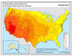 map us is solar maps geospatial data science nrel