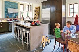 stylish kitchen ideas kitchen island design ideas with seating smart tables carts