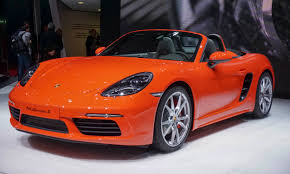 porsche boxster fender flares year in review 2016 auto show highlights autonxt
