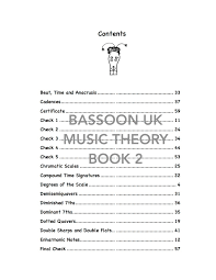 Duplets by Music Theory Book 2 Wild Music Publications