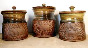 kitchen counter canister sets rustic kitchen canister set marvelous creative ceramic