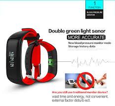 monitor bracelet images P1 smartband blood pressure bluetooth smart bracelet heart rate jpg