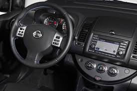 nissan note interior 2012 2012 nissan note receives modest updates for new model year