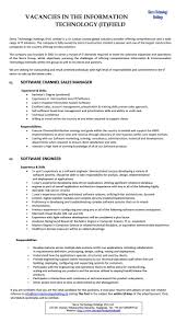 responsibilities of a software engineer pharmacy technicians