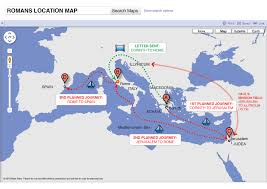 New Testament Map New Testament Visual Unit Page 5