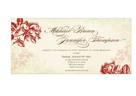 Sample Wedding Invitation Wedding Invitations Cards Samples Pacq Co
