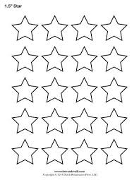 25 unique star template printable ideas on pinterest star