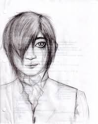 Emo Hairstyles Drawings by Briarvon With His Cool Emo Hair By Dancephd On Deviantart