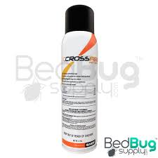 Bed Bug Sprays Crossfire Aerosol Bed Bug Spray Residual Spray