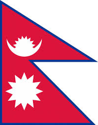 Flags Of The World Colouring Nepal Flag Coloring Country Flags