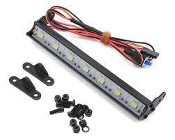 4x4 Led Light Bars by Xp 7 Led Aluminum Light Bar Kit 120mm By Team Associated