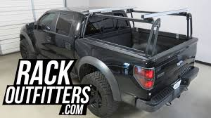Ford Raptor Truck Bed Accessories - ford f150 raptor supercrew with leitner designs acs off road truck