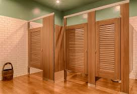 Solid Plastic Toilet Partitions Ironwood Manufacturing Toilet Partitions And Louvered Doors