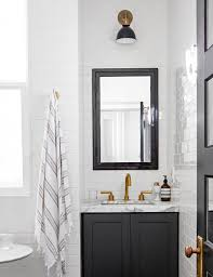 what size cabinet above sink 19 small bathroom vanity ideas that pack in plenty of