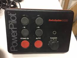 Powerpilot Autohelm 6000 Trawler Forum