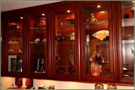 Replace Kitchen Cabinet Doors With Glass Fabulous Beveled Glass Kitchen Cabinet Door Ideas Enjoyable
