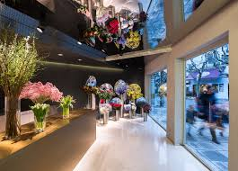 Flowershop Flower Shop In Shanghai By Alberto Caiola Yellowtrace