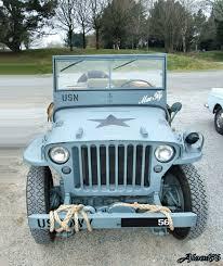 jeep navy blue jeep willys de la navy nos belles anciennes alaud56