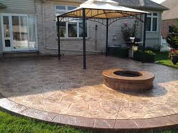 stamped concrete u2013 home
