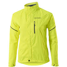 fluorescent waterproof cycling jacket wiggle womens cycling waterproof jackets