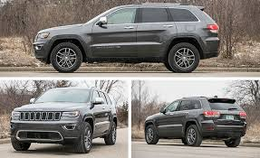 jeep cherokee gray 2017 2017 jeep grand cherokee review car and driver