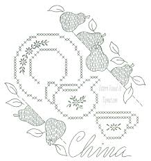 free kitchen embroidery designs kitchen motifs designs for linens tipnut com