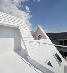 Minimalist Home Design Japan Minimalist Home In Japan Blurs Interior Exterior Freshome