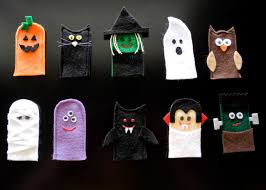 Monster Halloween Song A Song Of Sixpence Halloween Puppets