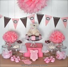 baby shower decor ideas for tables baby shower dessert table hi