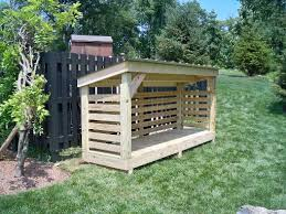 Plans To Build A Firewood Shed by Wood Shed Firewood Storage Firewood Shed