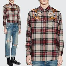 all items for gucci mens shirts buyma