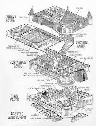 Himeji Castle Floor Plan Castle Diagram Castles And Such Pinterest Castles Rpg And