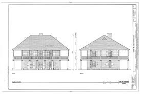 louisiana plantation homes floor plans