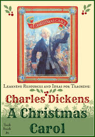 charles dickens a christmas carol lesson ideas teach beside me