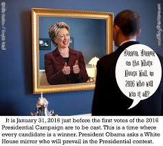 Looking In The Mirror Meme - president obama and hillary clinton hillary clinton meme