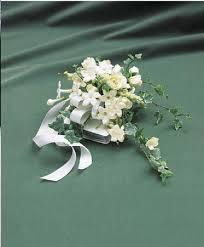 wedding flowers rochester ny bridal bible spray bouquet type from enrights florist of rochester