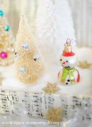 christmas decor from thrifty find town u0026 country living
