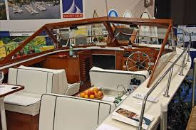 the antiques and classics stand out at the 2013 minneapolis boat