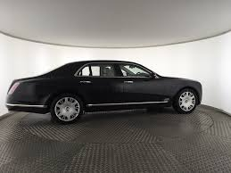 Used Bentley Mulsanne V8 Black For Sale Essex Fn16lnc Saxton 4x4