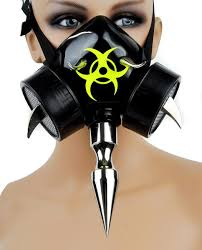 Halloween Costume Gas Mask Respirator Gas Masks U2013 Dysfunctional Doll